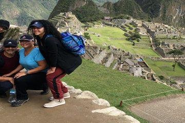Machu Picchu 2D