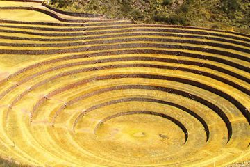 Moray Salineras to Urubamba 1D